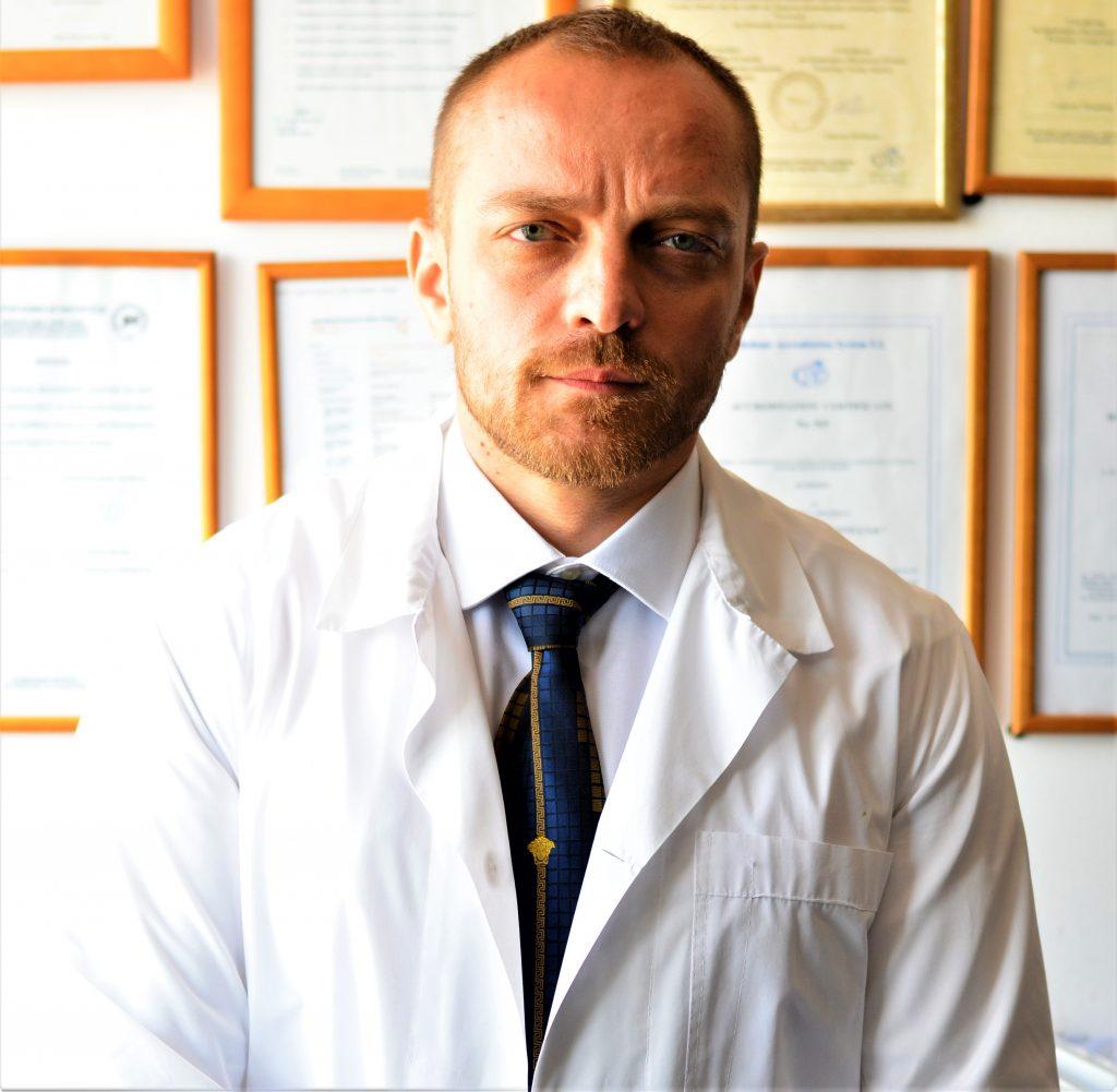 Δρ. Νικόλαος Γ. Γρηγοριάδης, PharmD. Ph.D